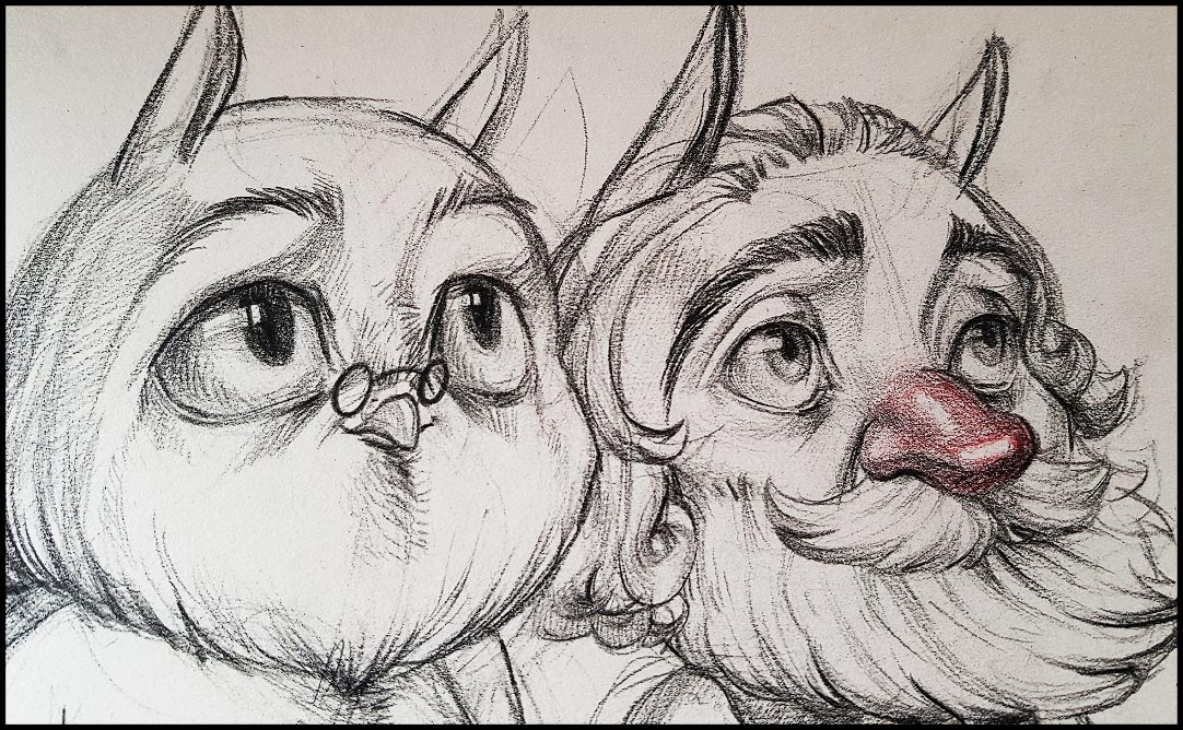 Owl and Deadushka